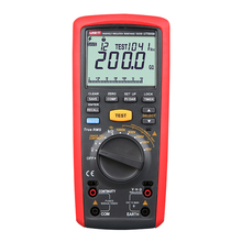 1000 V True RMS Handheld Digitale Megger Isolatieweerstand Meter UNI T UT505B Megohmmeter Multimeter Freq Cap Volt ohm tester