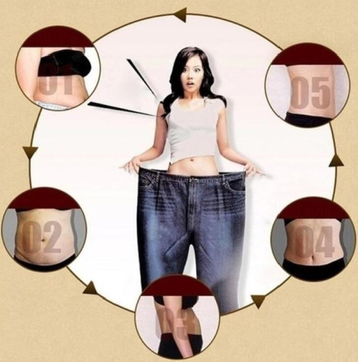 10pcs Powerfull Slimming Patch Weight Loss Slimming Diet Products Weight Loss Cream Slimming Cream Fat Burning Body Slim Patches
