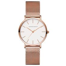 Japan MIYOTA Movement Top Luxury Brand Fashion Causal Stainless Steel Mesh Ladies Wristwatches Clock Waterproof Relogio Feminino