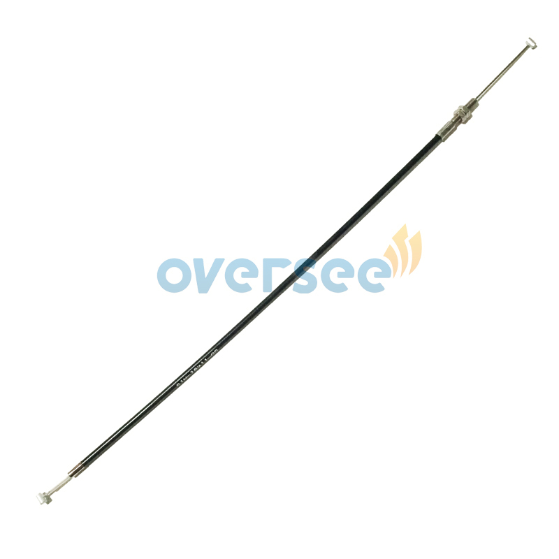 Oversee 61N-26311-00 Stainless Steel Throttle Cable For Yamaha Outboard Engine Parsun 25HP 30HP