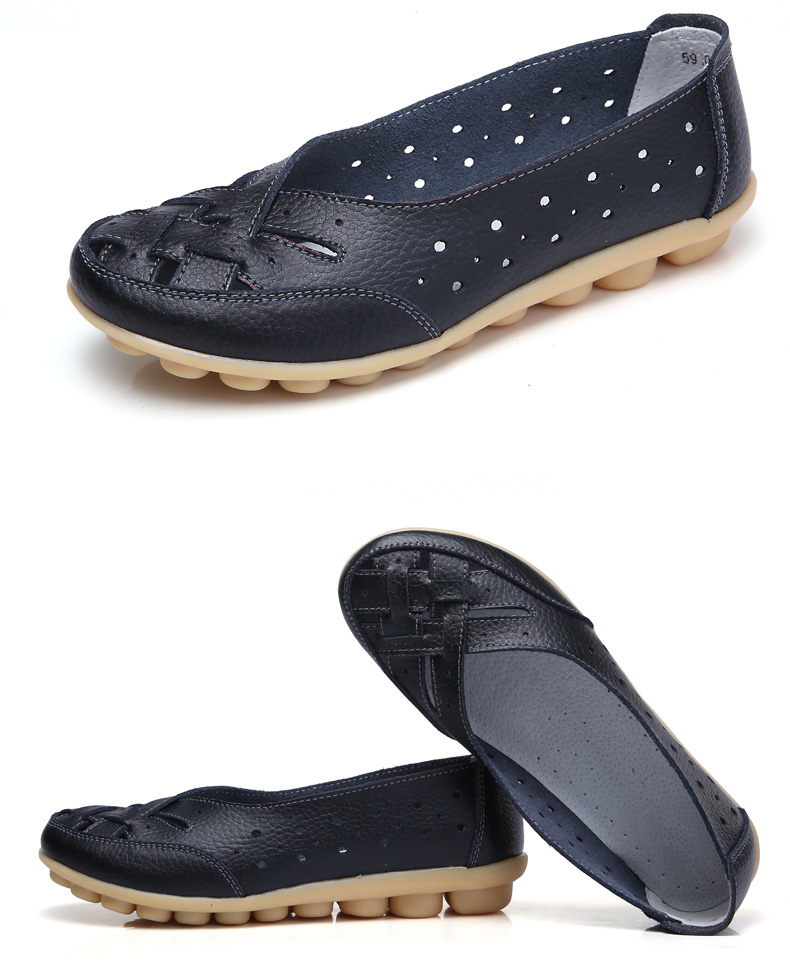 AH1165 (28) Women's Loafers Shoes
