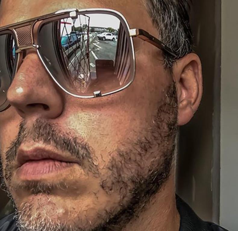 JackJad New Fashion MACH FIVE Style Gradient Aviation Sunglasses Women Men Vintage Brand Design Sun Glasses Oculos De Sol 2190