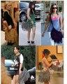 Hot ! Women  Tassel Bags Designer's Handbag Women messenger Bag Lady Cross Body Shoulder bag  Free Shipping