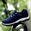 2017new spring summer man light massage shoes men casual shoes non-slip walking shoes hard wearing for outdoor