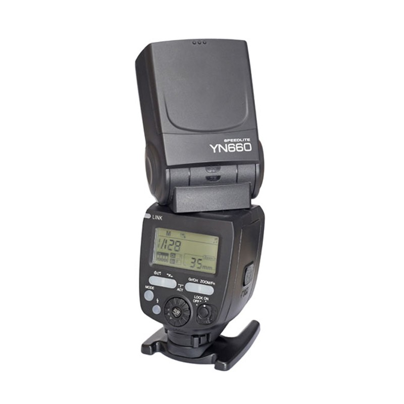 YN660 Wireless Flash Speedlite GN66 2.4G Wireless Radio Master Slave for Canon Nikon Pentax Olympus YONGNUO YN 660 spash sl 685c gn60 wireless master slave flash light ttl speedlite for nikon lcd screen cameras flash adjustable fill light