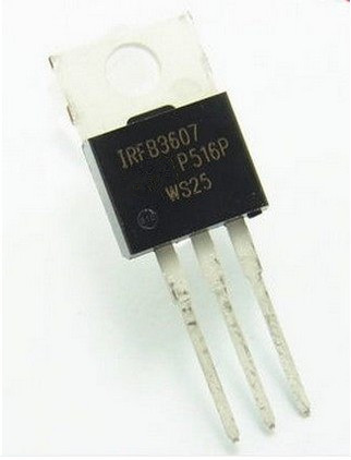 5pcs/lot IRFB3607PBF IRFB3607 TO-220