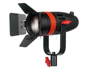 Image 2 - 2 pces CAME TV boltzen 55w fresnel focusable led bicolor kit F 55S 2KIT led luz de vídeo