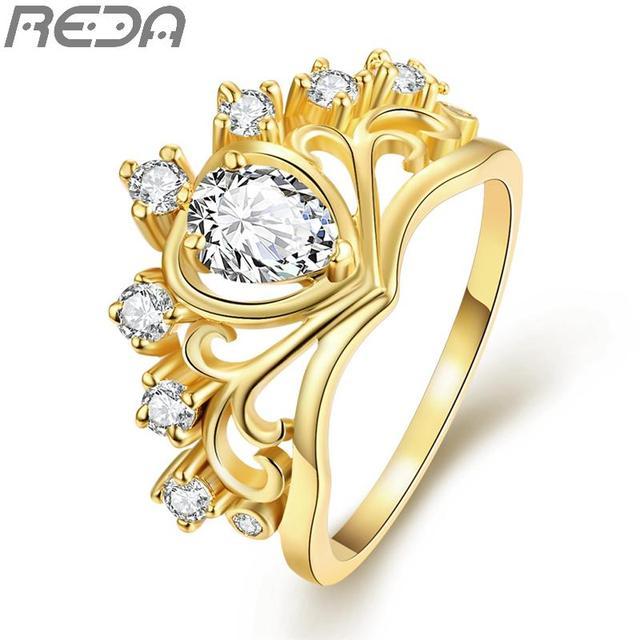 تيجان ملكية  امبراطورية فاخرة Princess-Crown-Ring-gold-color-yellow-Rose-Gold-Plate-with-Austrian-Crystal-Elegent-Women-Ring-Wholesale.jpg_640x640