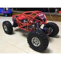 D1RC 1:10 RC гусеничного в разобранном виде комплект дистанционного управления восхождение автомобиля лучше, чем TRX4 SCX10 D90