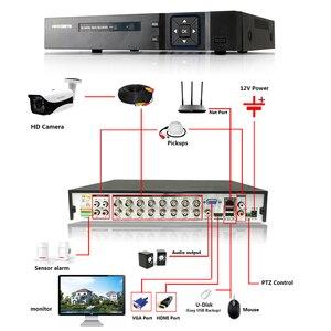 Image 3 - HKIXDISTE HD 16CH DVR Kit 4.0MP Telecamera di Sicurezza CCTV Sistema di 16PCS AHD 4MP 6 array Macchina Fotografica Esterna Resistente Alle Intemperie di Sorveglianza set