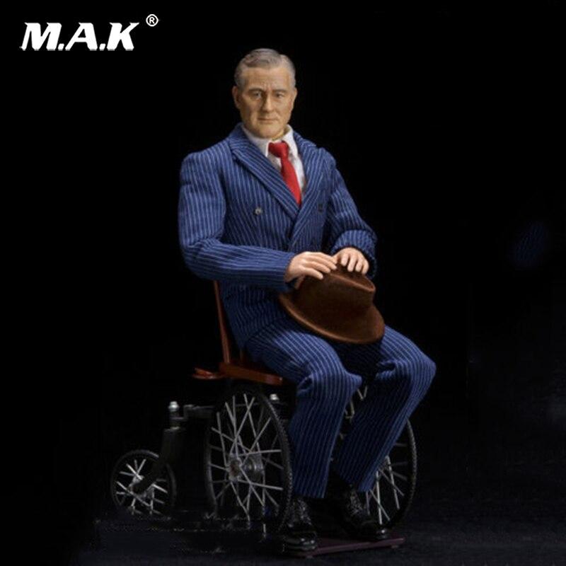 1:6 Scale USA President Franklin D.Roosevelt Action Figure for Collections пленка тонировочная president 5% 0 5м х 3м