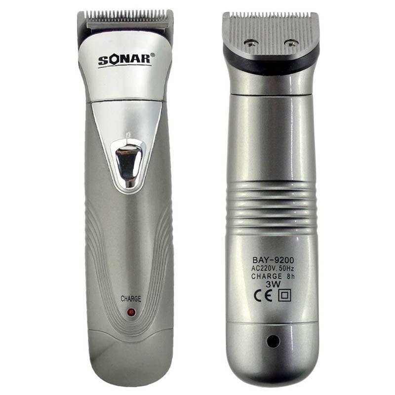 Rechargeable Shaving Machine Electric Hair Trimmer Shaver/Razor For Men Hair Clipper Hair cutting Device Haircut  RCS10 S4041