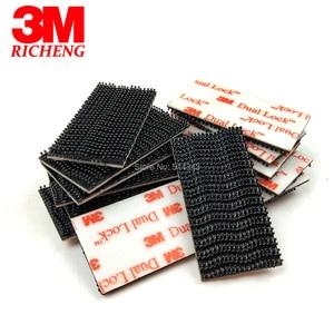 Image 5 - Hot 3M dual lock tape Waterproof Hook And Loop Tape SJ3550, 1in * 2in*10000PCS