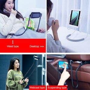 Image 2 - Baseus Soporte Universal para teléfono móvil, Flexible, para iPhone, Xiaomi y tableta