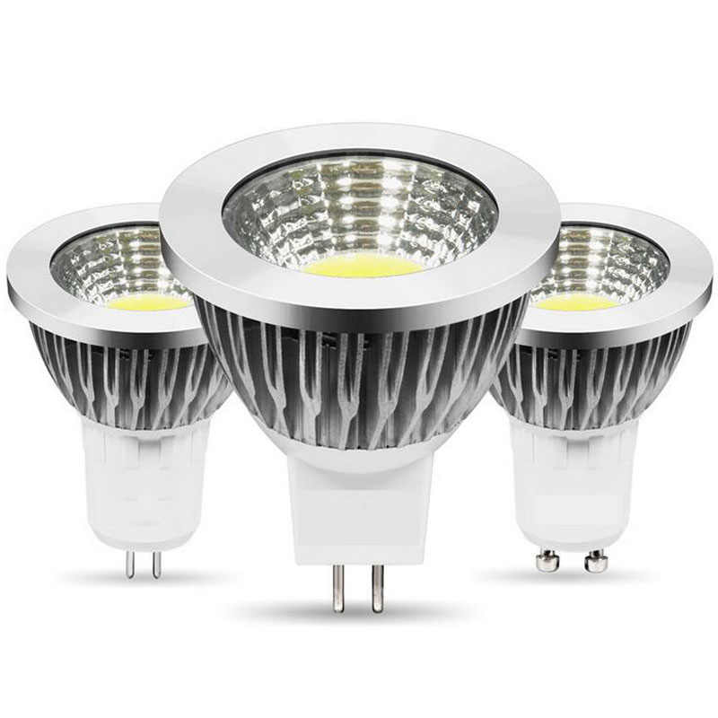 MR16 COB LED lamp 12V MR16 GU10 E27 9W 12W 15W 20W 25W Warm White 2700K 3000K 4500k 6000k cool white Spot Light Bulb Lamp