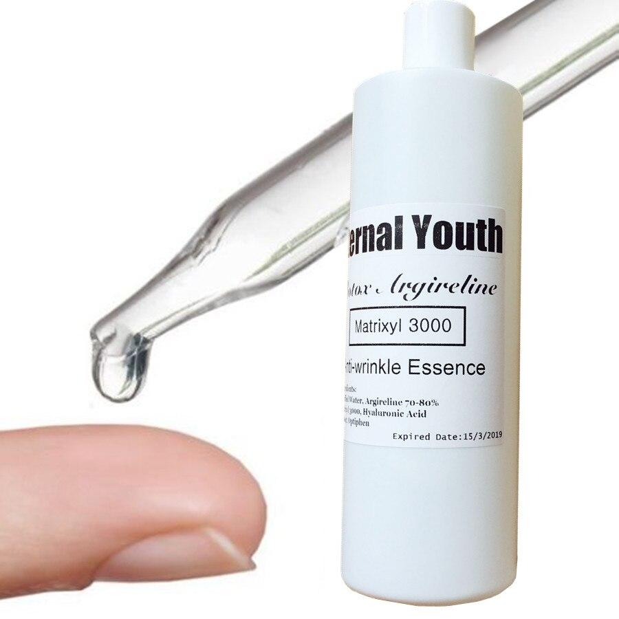 Argireline matrixyl 3000 Сыворотки нестареющий против старения против морщин Сущность жидкости 1000 мл 1 кг полуфабрикаты Уход за кожей продукты