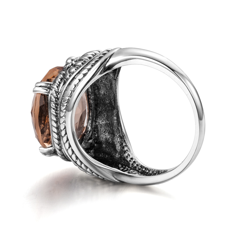 Szjinao fashionl ювелирных изделий 925 Серебряные кольца Дизайн Европа и пиратский корабль Винтаж Стиль тонкой Вырезка розовое кольцо Оптовая