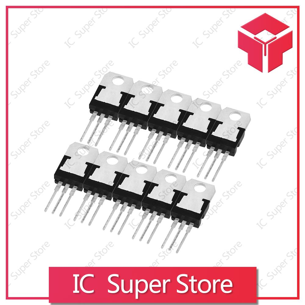 50pcs Lot New Lm317t Lm317 Voltage Regulator Ic 12v To 37v 15a Calculator Applications Circuits 100pcs To220 317t 220 Best Quality