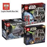Lepin Star Wars Sets 05026 05035 05063 UCS Death Star Compatible Legoing 75159 10188 10143 Building Blocks Bricks Boy Toys Gift