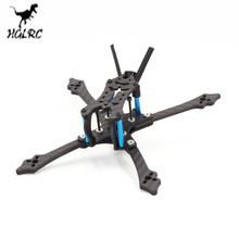 HGLRC Arrow 3 Hybrid 4mm Arm Thickness 3 Inch 152mm FPV Racing Frame Kit For RC Models Spare Part DIY Accessories цена 2017