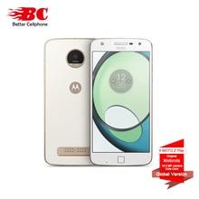 """Nouvelle D'origine Motorola MOTO Z Jouer XT1635-03 Octa Core Qualcomm 64G ROM 5.5 """"Android 6.0 16MP Caméra Tactile ID Smart Mobile Téléphone"""