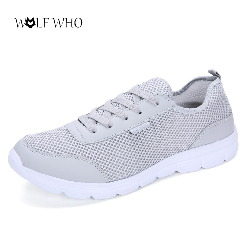 New Men Shoes 2017 Summer Fashion Breathable Casual Shoes Lace Up High Quality Flat Mesh Lover's Shoes Tenis Masculino Esportivo мужские часы q and q q468 j404
