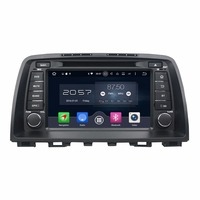 4GB RAM Octa Core 2 Din 8 Android 6 0 Car DVD Player For Mazda 6