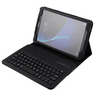 For Galaxy Tab A 10.1 Case with Keyboard For Samsung Galaxy Tab A 10.1 T580 T585 Tablet Wireless Bluetooth Keyboard ABS material