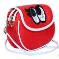 Sale Cartoon Women Messenger Bags Big Eyes Bag pu Leather Handbags Ladies Clutch Bag Bolsa Feminina Bolsas Female Handbag S073