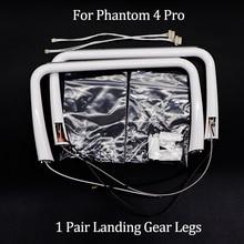 Оригинальный шасси для посадки для DJI Phantom 4 Pro Ремонт Замена для Phantom 4 Pro
