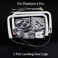 Original Landing Gear Legs for DJI Phantom 4 Pro Repair Replacement for Phantom 4 Pro