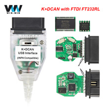 Cable Dcan-Switch Car-Diagnostic-Tool Usb-Interface Ftdi-Chip OBD2 Bmw Scanner K-Line