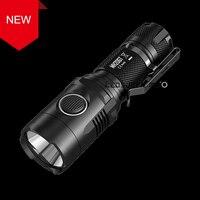 Заводская цена Nitecore MH20GT ладонь Портативный Spotlight светодио дный USB Перезаряжаемые 18650 фонарик 1000 люмен