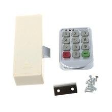 Electronic Digital Keypad Supermarket Cabinets Door Code Number Password Lock стоимость