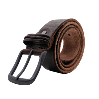 Men S Belt Vintage Genuine Leather Belts For Men Brand Strap Male Buckle Fancy Vintage Jeans