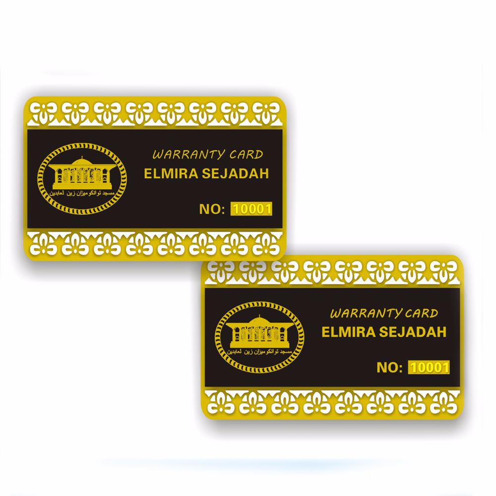 Купить с кэшбэком 100pcs Custom Golden Stainless steel Metal business card/VIP card/ID card  with Engraving and CUTOUT