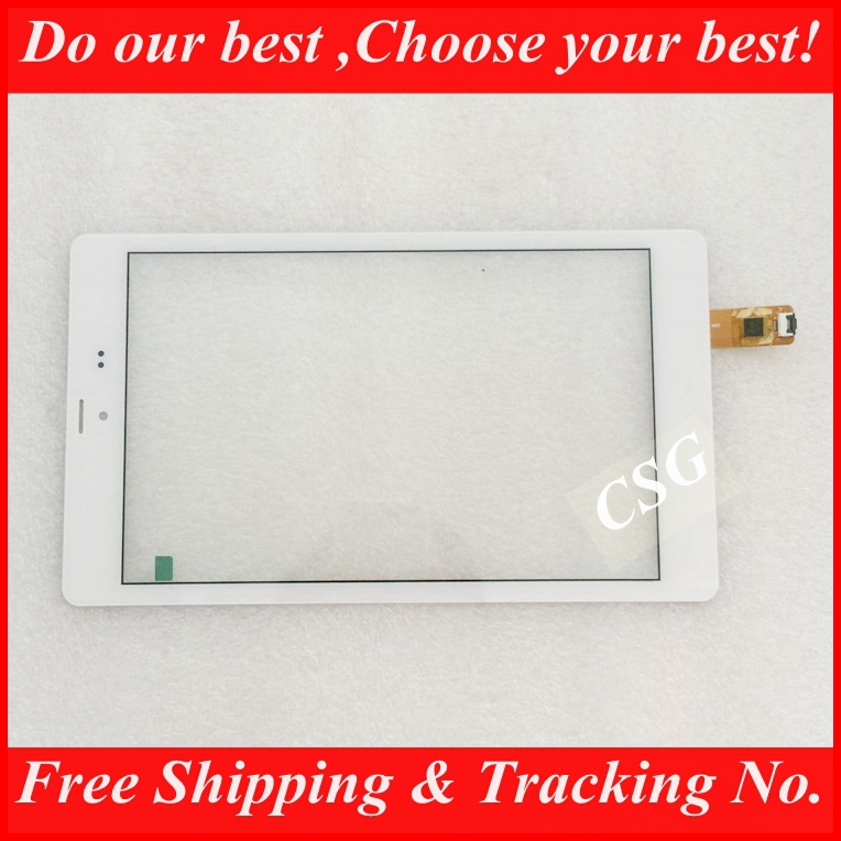 New 8 inch Touch Screen Digitizer Glass For teXet TM-8048 3G tablet PC Free shipping texet navipad tm 7858 3g 16gb titanium