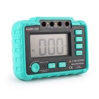 VC60B+ 1000V Digital Auto Range Insulation Resistance Meter Tester Megohmmeter Megger High Voltage LED Indication