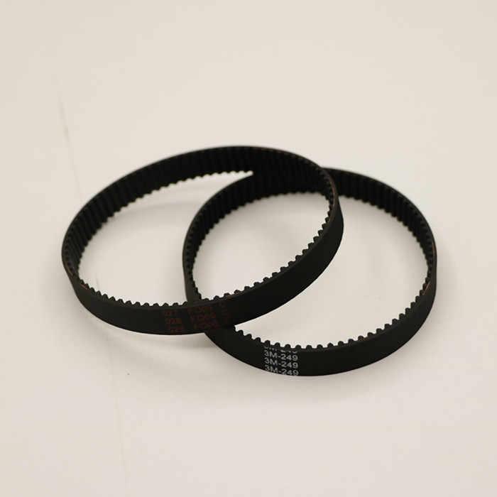300 mm Length D/&D PowerDrive 300-3M-15 Timing Belt Rubber 3M Belt Cross Section
