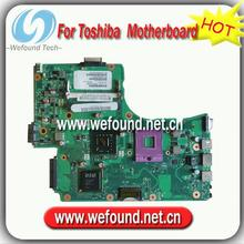 100% Working Laptop Motherboard for toshiba V000225020 C655 Series Mainboard,System Board