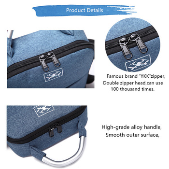 Portable Storage Bag Travel Case Carring Shoulder Bag For Xiaomi FIMI X8 SE Drone Handheld Carrying Case Bag Waterproof Case 6