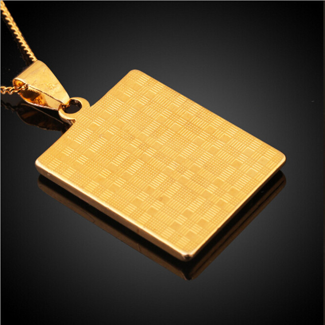 Online shop fashion gold color muslim allah ayatul kursi quran fashion gold color muslim allah ayatul kursi quran pendant necklace copper crystal charm islam for man women jewelry gift aloadofball Choice Image