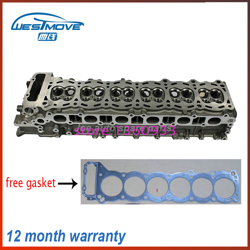 cylinder head for Toyota Landcruiser FZJ80 4477cc 4.5L 6L 24V 92-98 Engine : 1FZ FE 1FZFE 1FZ-FE 11101-69097 11101-69155