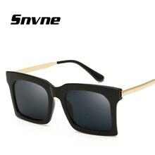 Snvne gafas de Sol de Moda gafas de sol de moda para hombres mujeres Marca de diseño gafas de sol oculos feminino hombre masculino KK419