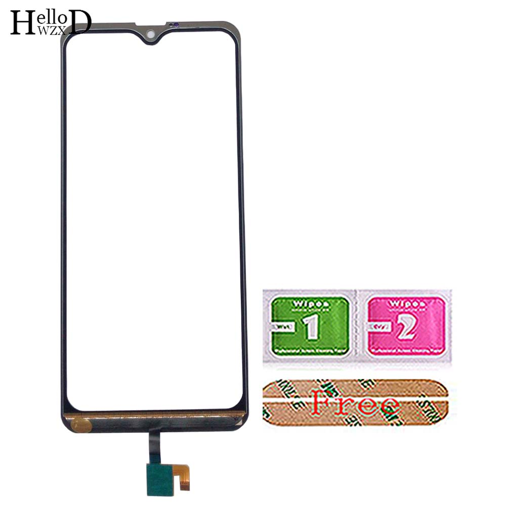 Image 5 - Touch Screen Panel For Leagoo M13 Touch Screen Glass Digitizer Front Glass Repair Parts Mobile Phone Tools Adhesive 3M Glue-in Mobile Phone Touch Panel from Cellphones & Telecommunications