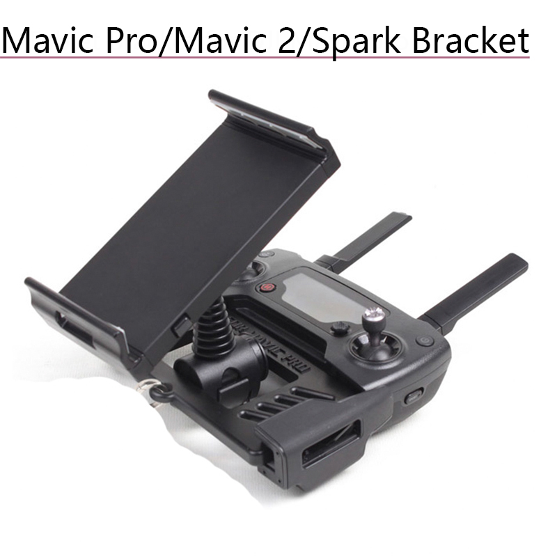 4.7-9.7in Tablet Bracket Monitor Phone Holder Mount Support For DJI Mavic Pro Platinum Air Mavic 2 Zoom Spark IPad Accessories