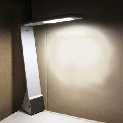 Dimmable LED desk lamp rechargeale desk light led reading lamp for children touch sensor led table lamp