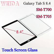 WEIDA Screen Replacment For Samsung Galaxy Tab S 8.4 SM-T700 SM-T705 Touch Glass Panel