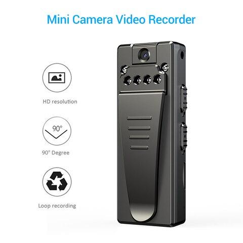 HD 1080P Mini Portable Camera A7 Body DVR Cameras Digital Camcorders Night Vision Loop Recording Dashcam Baby Monitor Pakistan