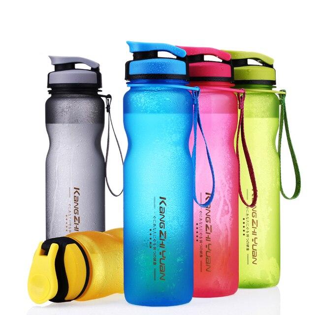 1000ML/600ML Sport Water Bottles Drinking Water For Bottle My Water Tea Infuser tumbler Portable Space Bike Cycling  1